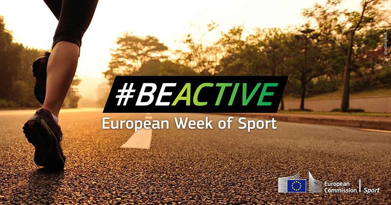 #BeActive